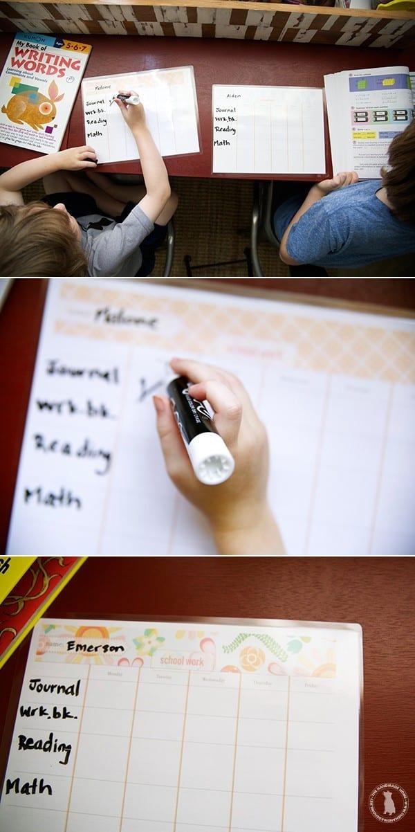 schoolwork_checklist