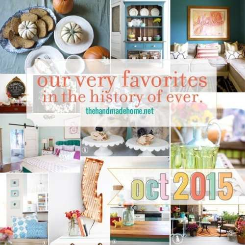 our very favorites in the history of ever {october 2015}