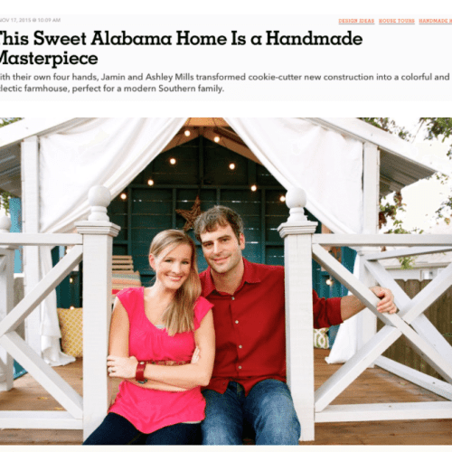 sweet alabama home – a country living feature