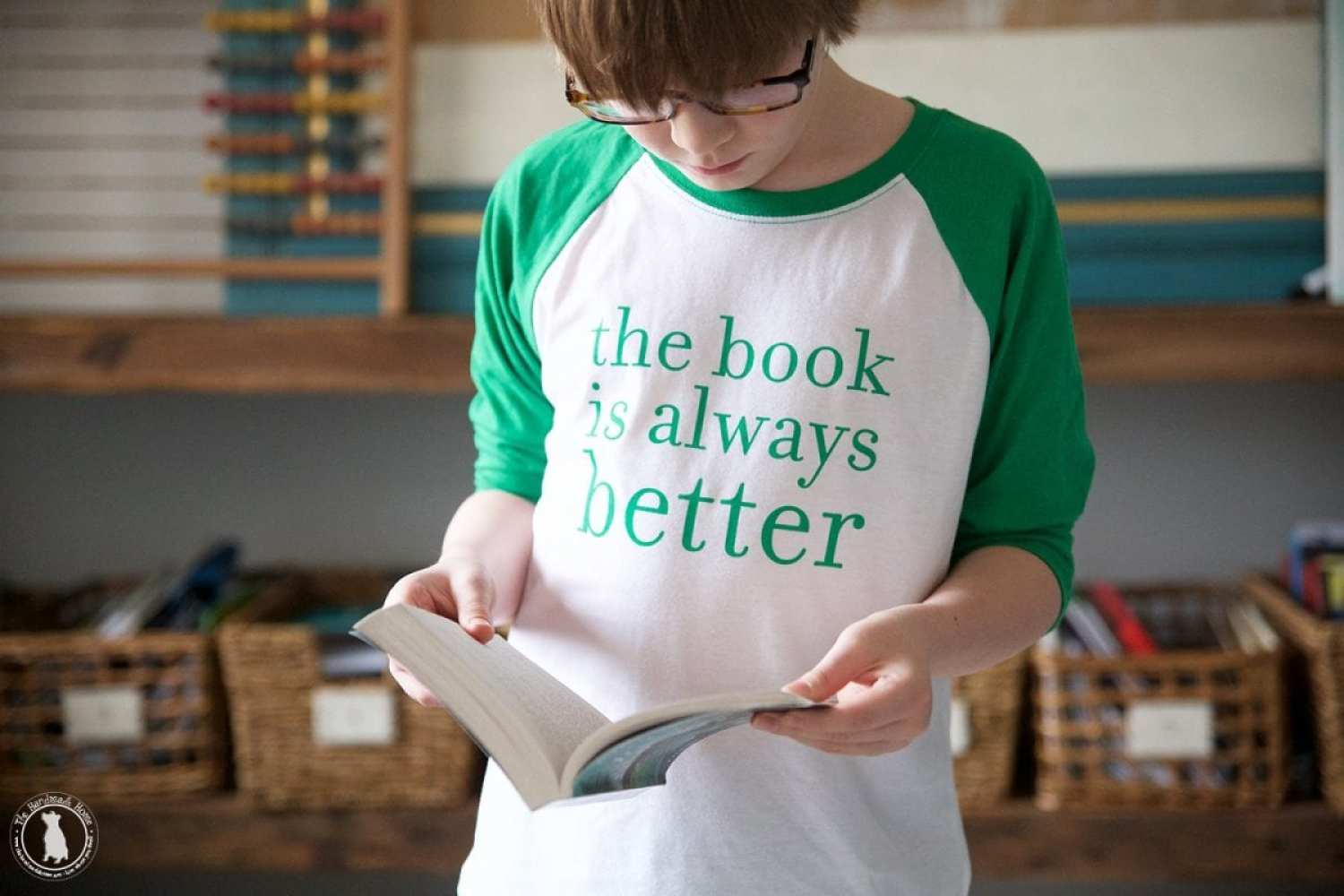 the_book_is_always_better_childrens_tee