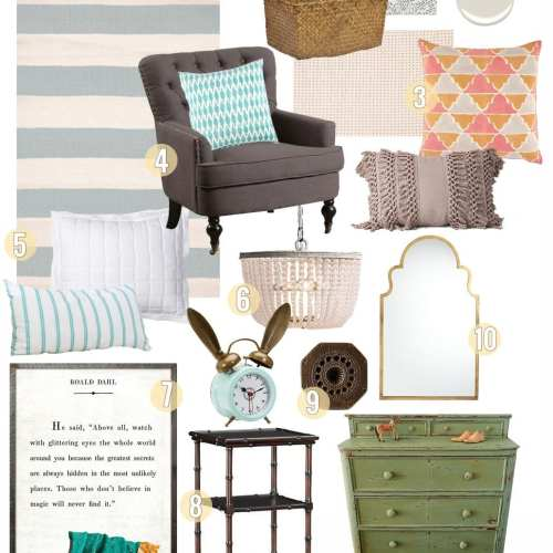 the space maker: ideas for a kids room in a tight space