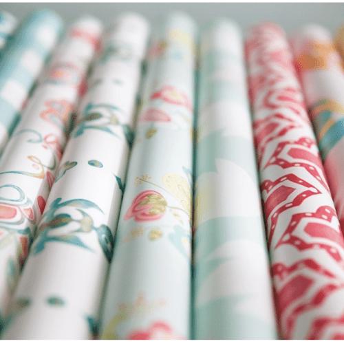 spring fabric + wallpaper sale