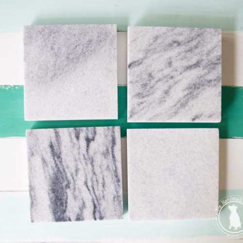marble in the home