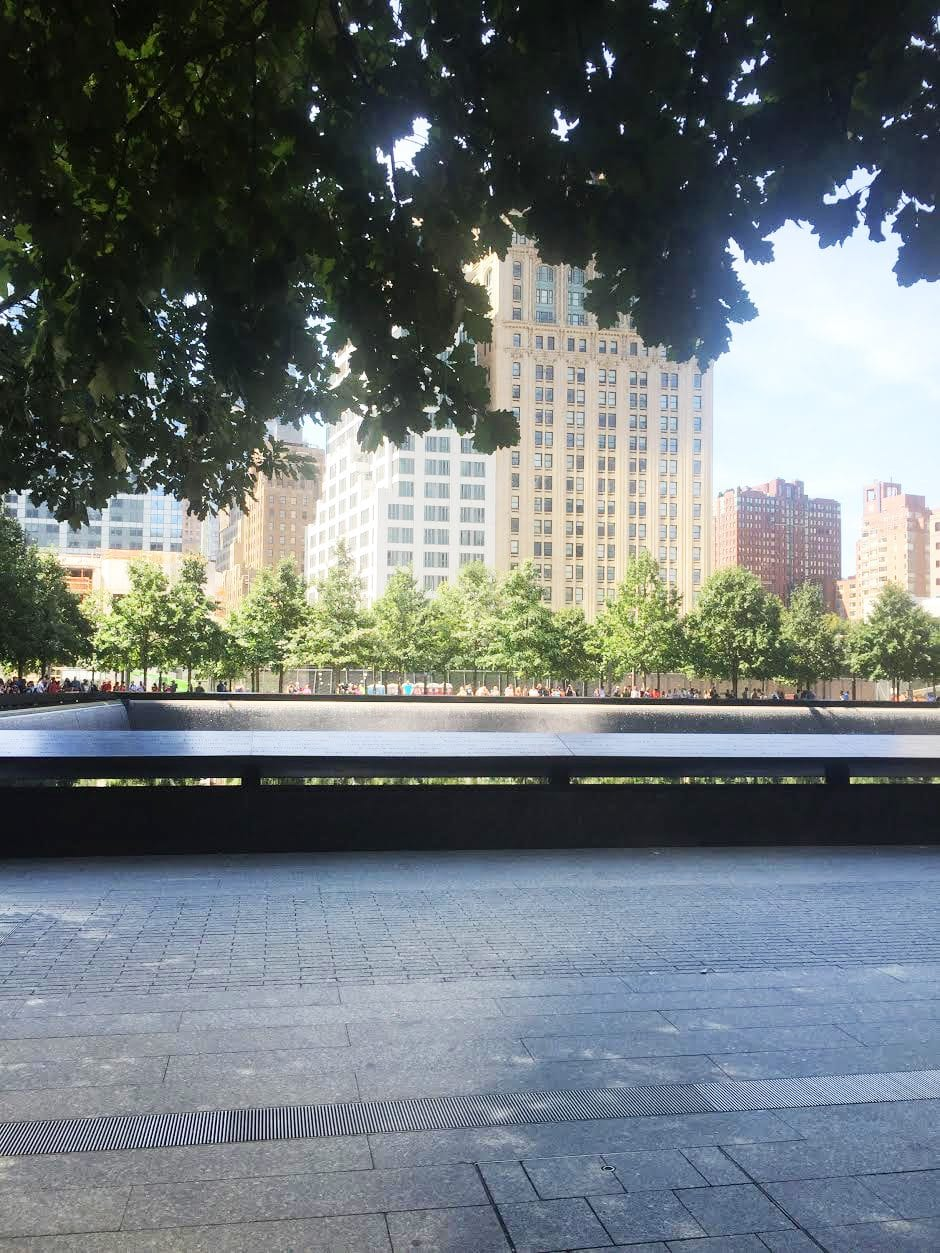 Things to see in New York City - 911 memorial