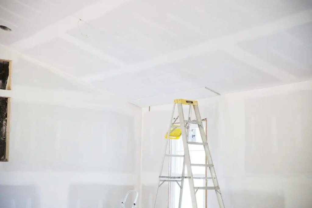 how to shiplap your ceilings - helpful tips
