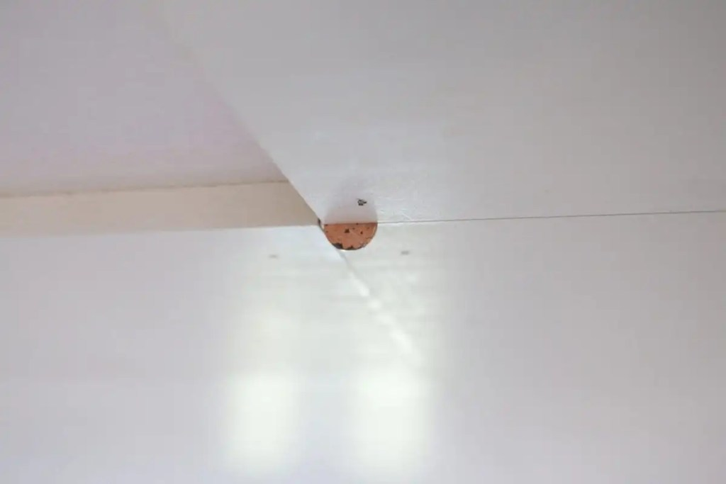 how to shiplap your ceilings - pennyspacers