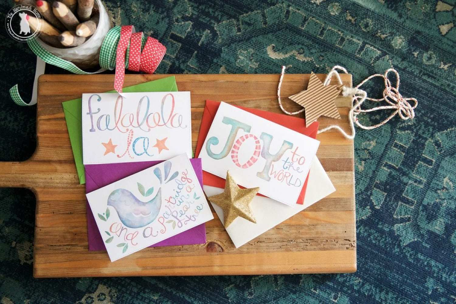 free christmas card printables