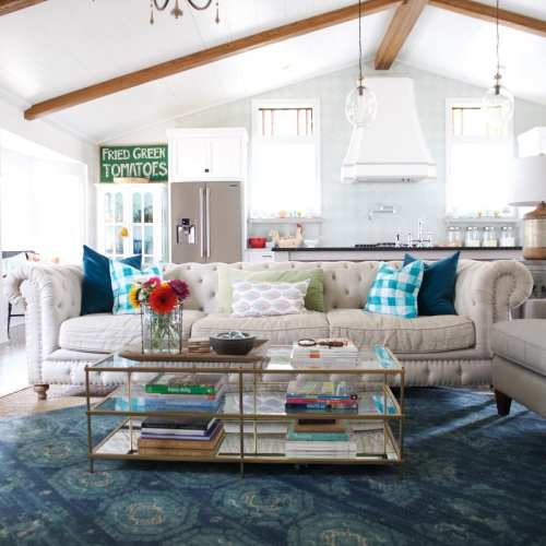 open concept living: what to plan for
