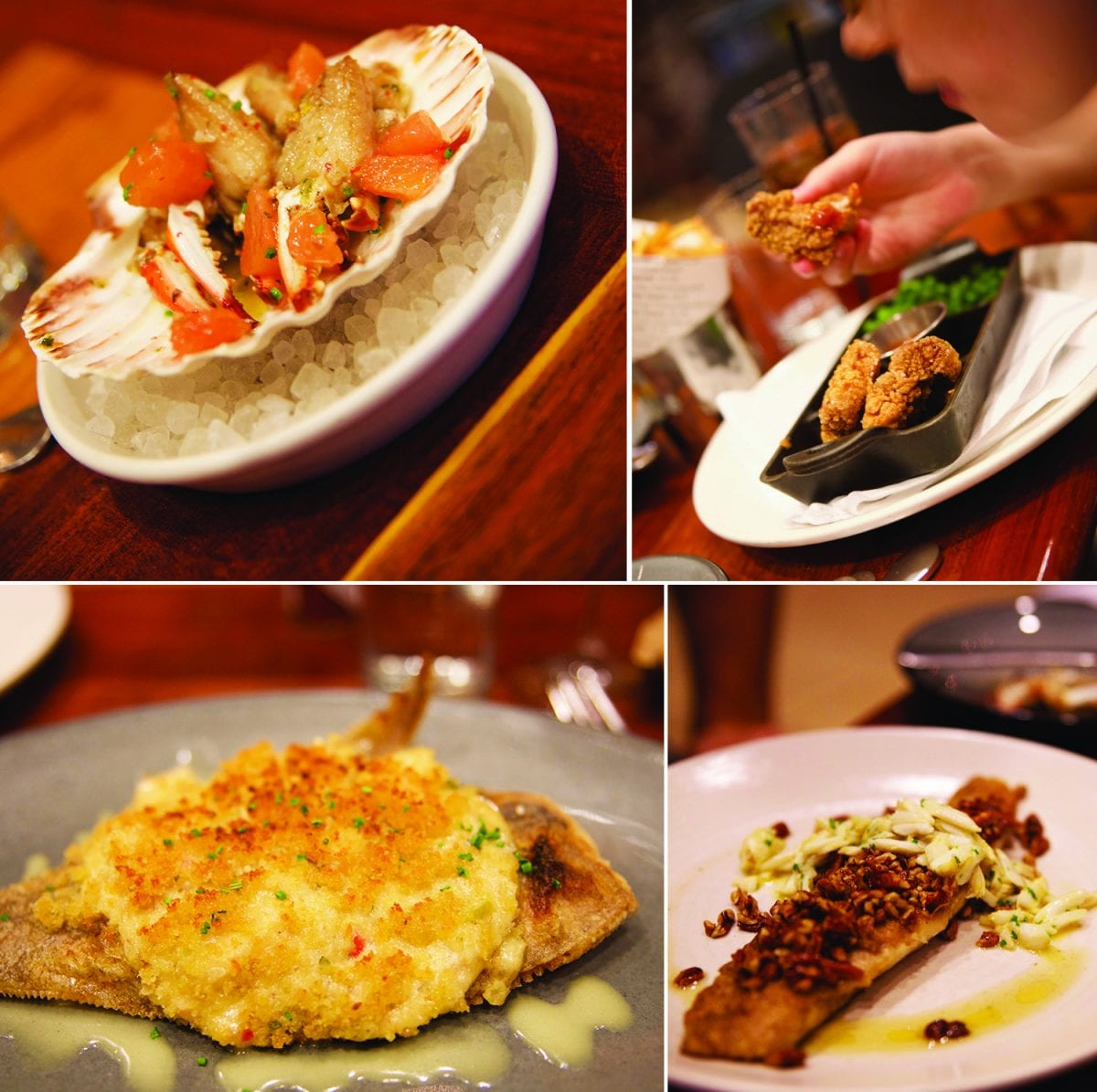 Places to eat in New Orleans - Borge