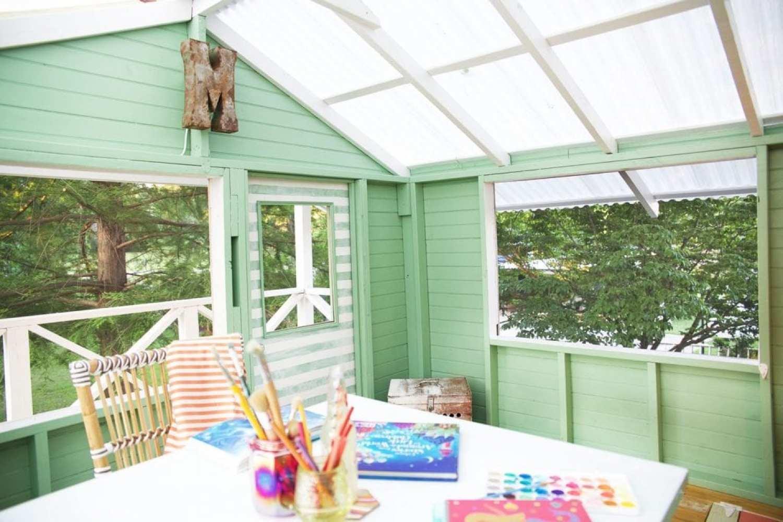 Handmade Hideaway 2 0 Building The Screen Door And
