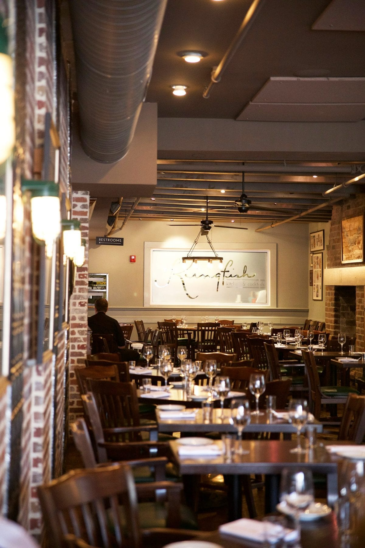 Places to eat in New Orleans - kingfish