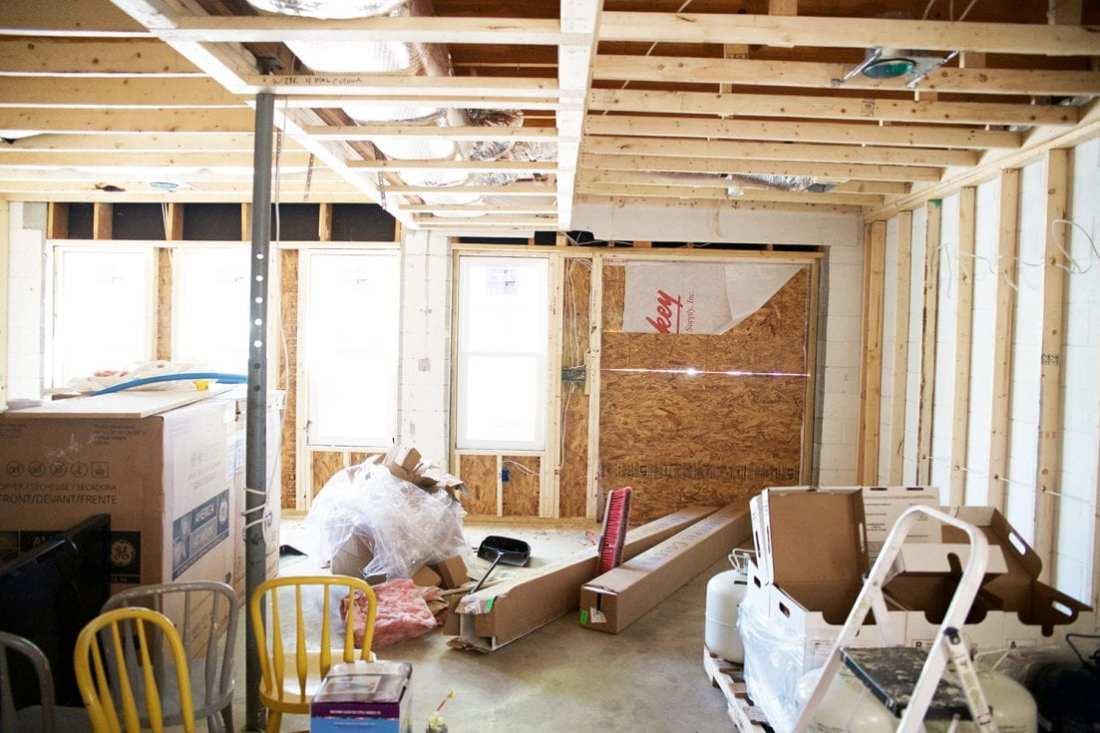 how to use spray insulation -prep