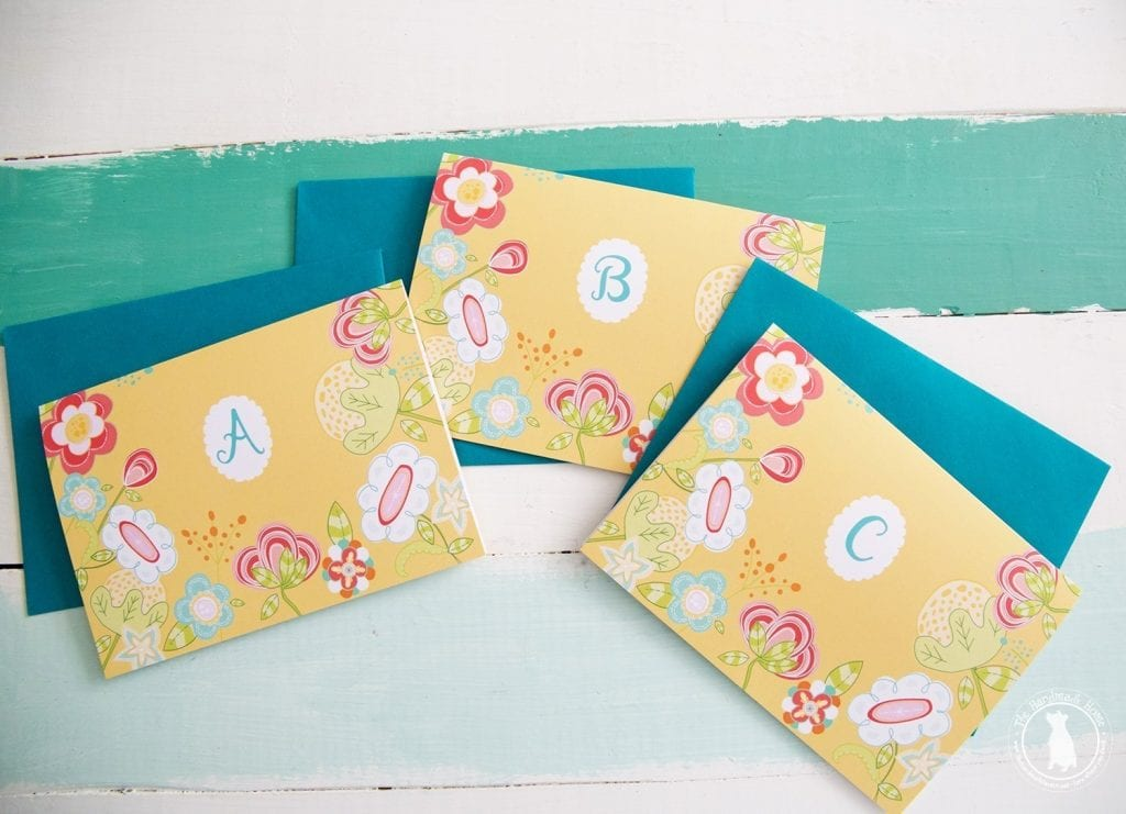 graphic regarding Printable Stationeries known as Totally free Monogram Stationery - Printable Stationery For Any