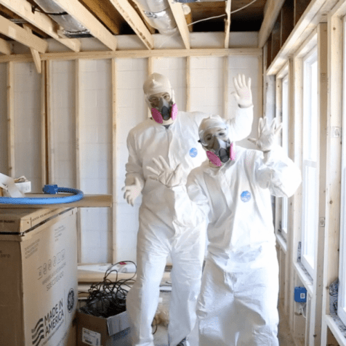 how to use spray insulation