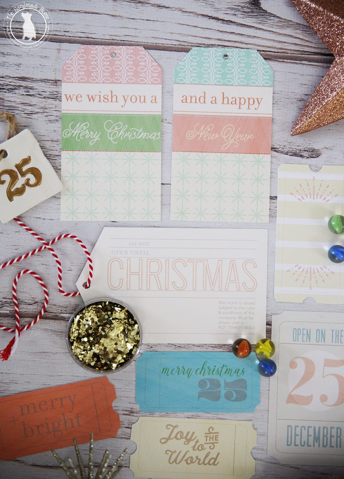 free gift tags for christmas