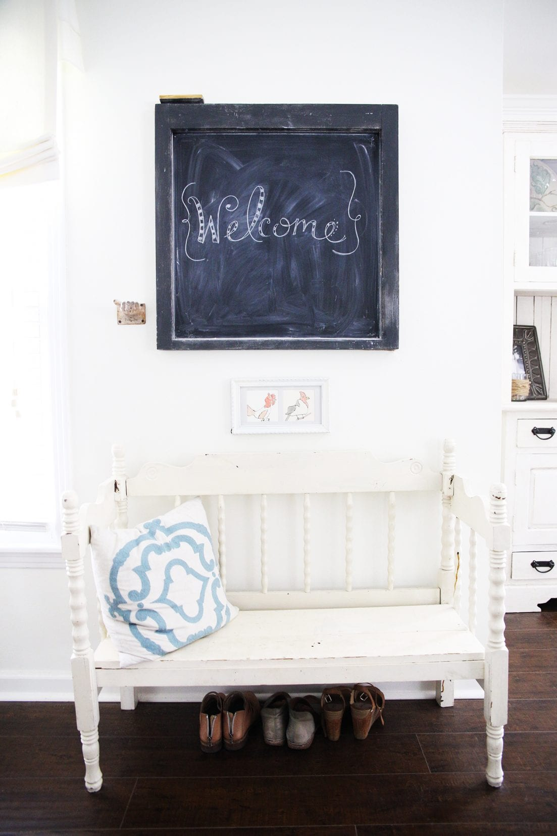10 foolproof decorating tips - signs