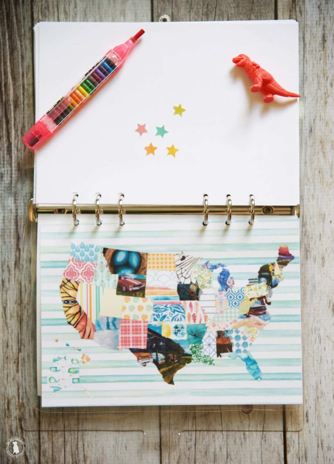 free planner - map