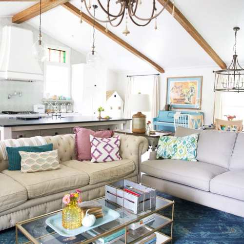 the pros and cons of an open floor plan