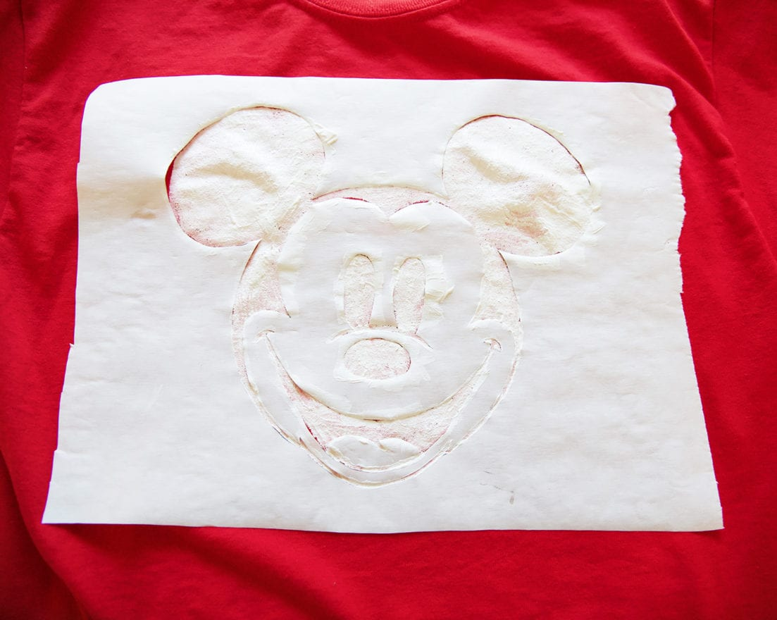 make diy screen printed tees