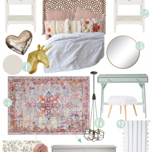 inspiration for a tween space