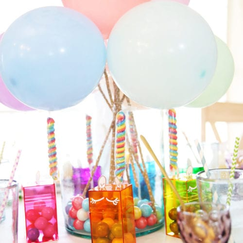 unicorn party freebies {party in your pocket}