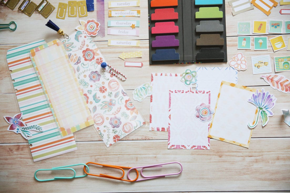 free planner accesories