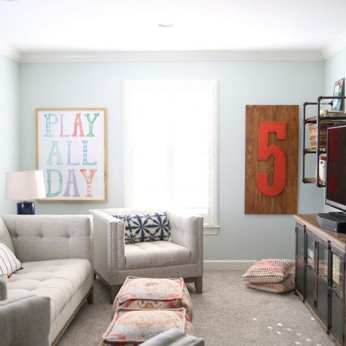 best tips for a tween and teen bonus room that will grow with them