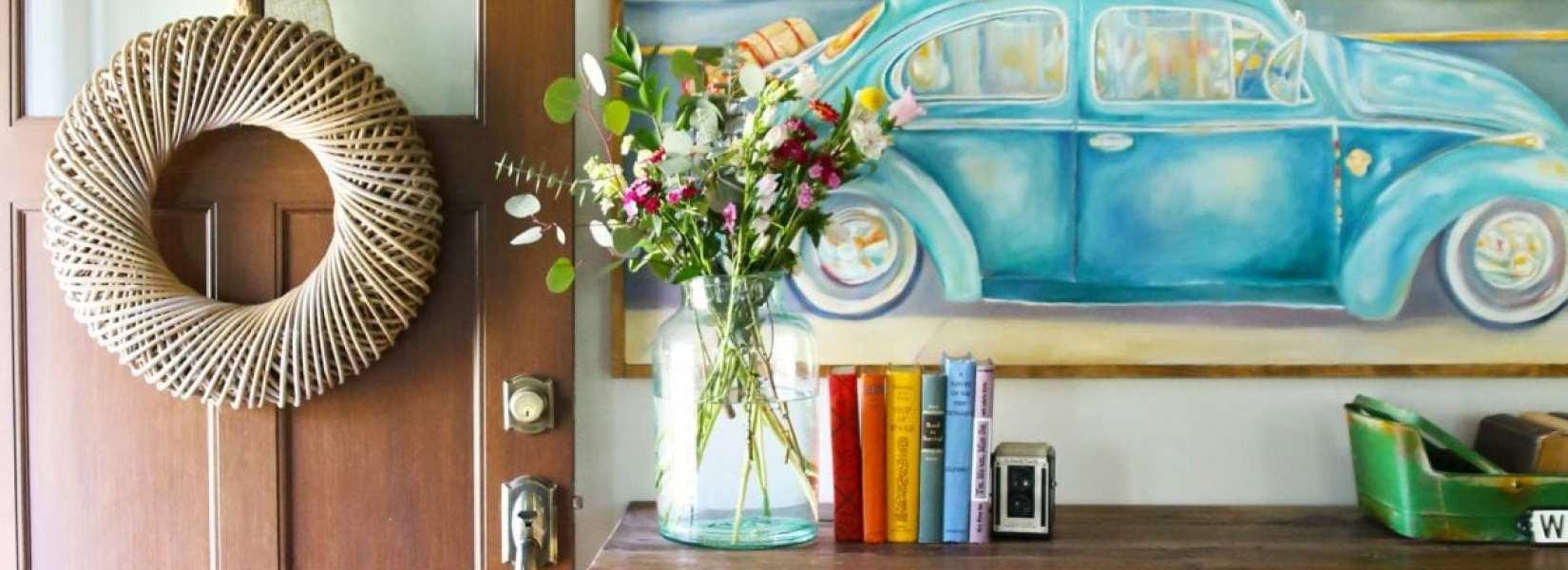 1 bouquet 5 ways: easy flower styling ideas