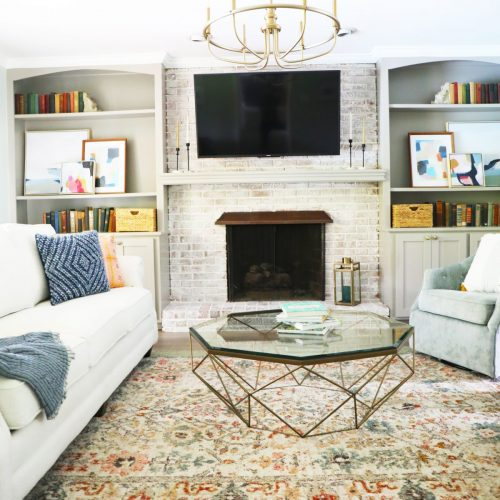 fireplace makeover ideas