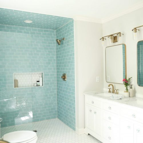 smart solutions for smaller baths