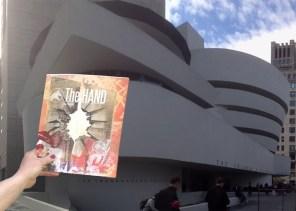 Leslie Jackson, Guggenheim Museum, New York, NY, USA.