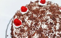 Super Decadent Black Forest Cake