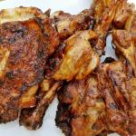 Simple Grilled Barbecue Chicken