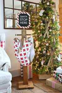 14 Stocking Holders to Buy or DIY - The Handyman's Daughter