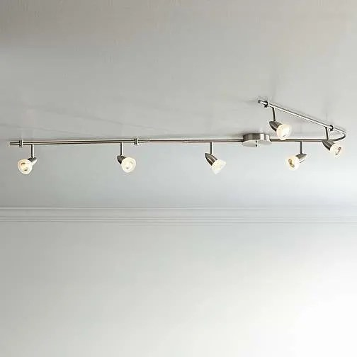 how to replace kitchen track lighting