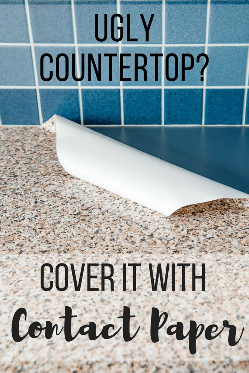 countertop contact paper 2 years