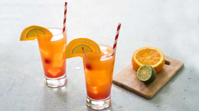 planter's punch recipe pitcher | Menurecipe.co on