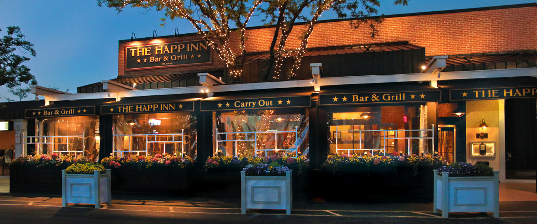 The Happ Inn Bar and Grill  Northfield IL