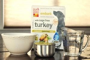 The Honest Kitchen dehydrated turkey