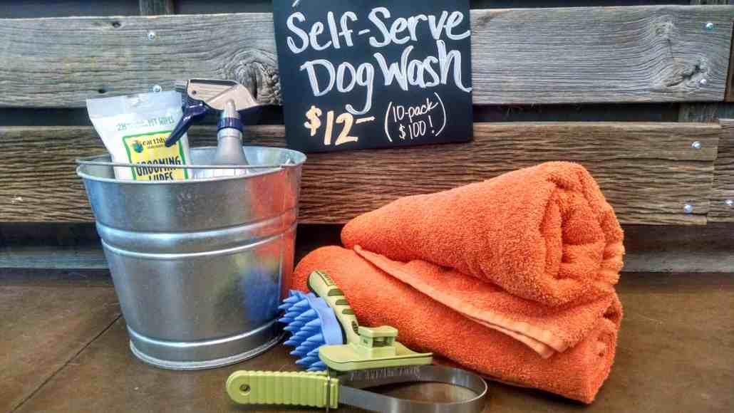 Self-Serve Dog Wash | The Happy Beast