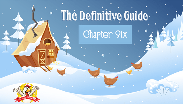 Chapter Six Predator Proofing Your Chickens' Run