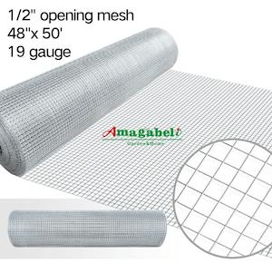 Galvanized Hardware Chicken Netting