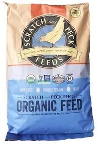 Organic Scratch Hen Treat