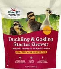 Duckling Starter Feed
