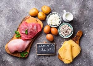 benefits of quail eggs amino acids