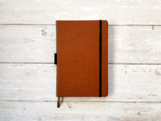 Lemome A5 dotted grid notebook