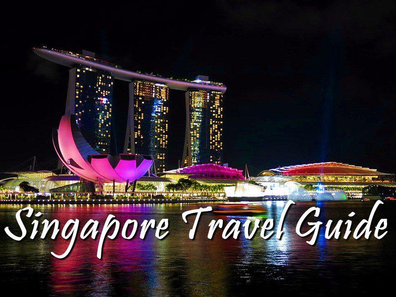 2019 SINGAPORE TOURIST SPOTS + TRAVEL GUIDE