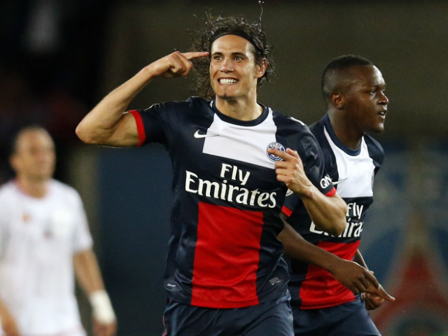 Chelsea vs PSG - An opportunity for Cavani to make Zlatan's position his own