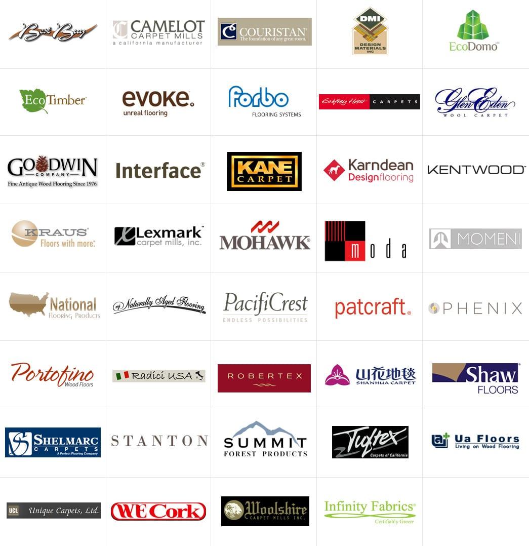 Flooring Brands  The Hardwood Flooring Company