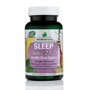 For a non-habit forming sleep aid, try all natural SLEEPSolve 24/7.